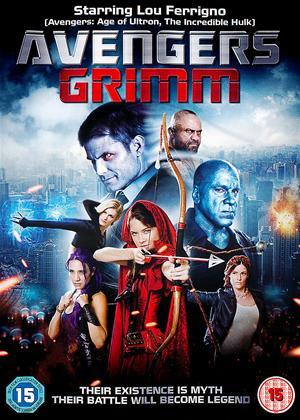 Rent Avengers Grimm Online DVD Rental