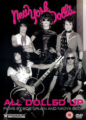 New York Dolls: All Dolled Up Online DVD Rental