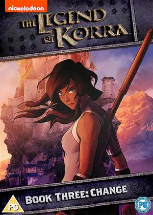 Rent The Legend of Korra: Book 3: Change Online DVD Rental