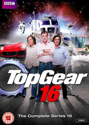 Top Gear: Series 16 Online DVD Rental