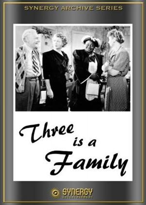 Three Is a Family Online DVD Rental