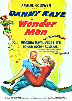 Wonder Man Online DVD Rental