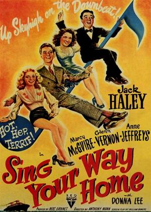 Sing Your Way Home Online DVD Rental