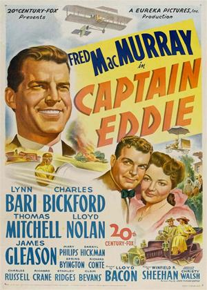 Captain Eddie Online DVD Rental