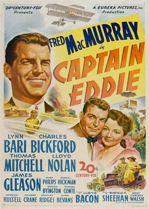 Captain Eddie Online DVD Rental