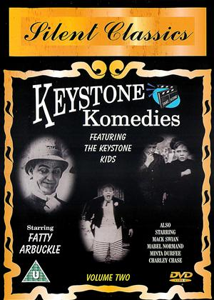 Keystone Komedies: Vol.2 Online DVD Rental
