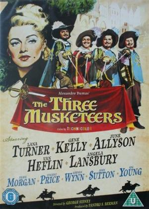 Three Musketeers Online DVD Rental