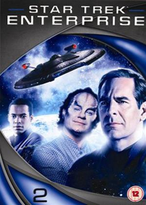 Rent Star Trek: Enterprise: Series 2 Online DVD Rental