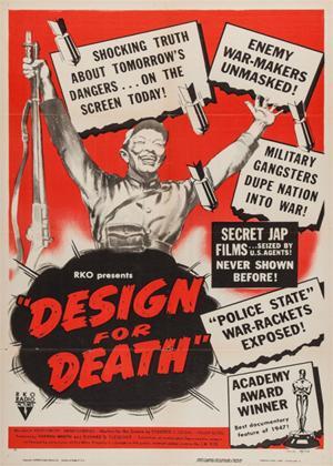 Rent Design for Death Online DVD Rental