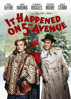 It Happened on Fifth Avenue Online DVD Rental