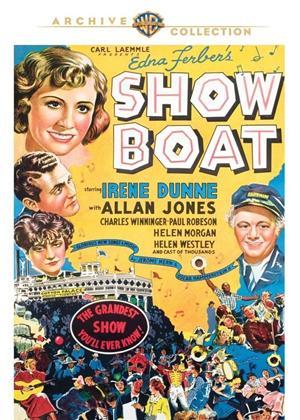 Rent Show Boat (aka Edna Ferber's Show Boat) Online DVD Rental