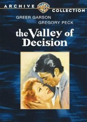 Rent The Valley of Decision Online DVD Rental