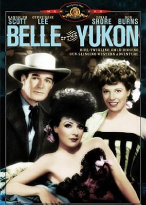 Rent Belle of the Yukon Online DVD Rental