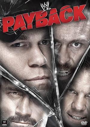 WWE: Payback 2015 Online DVD Rental