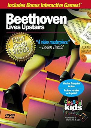 Beethoven Lives Upstairs Online DVD Rental