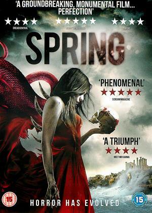 Spring Online DVD Rental