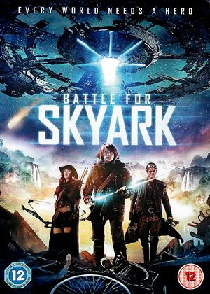 Battle for SkyArk Online DVD Rental