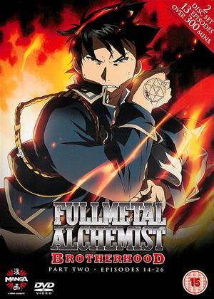 Full Metal Alchemist Brotherhood: Vol.2 Online DVD Rental