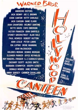 Hollywood Canteen Online DVD Rental