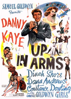 Up in Arms Online DVD Rental