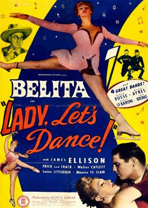 Rent Lady, Let's Dance Online DVD Rental