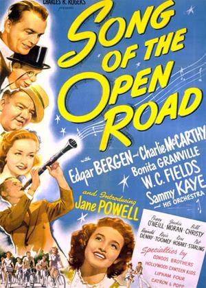 Song of the Open Road Online DVD Rental