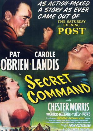 Secret Command Online DVD Rental