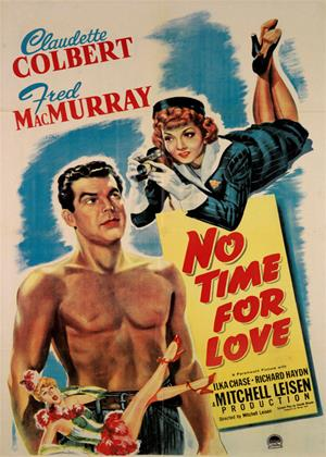 No Time for Love Online DVD Rental