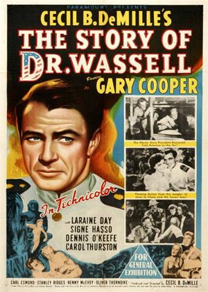 The Story of Dr. Wassell Online DVD Rental