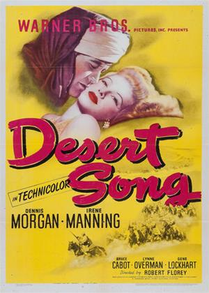 Desert Song Online DVD Rental