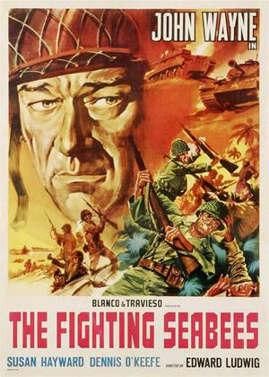 The Fighting Seabees Online DVD Rental