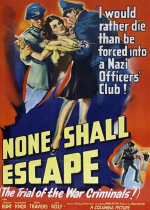 Rent None Shall Escape Online DVD Rental