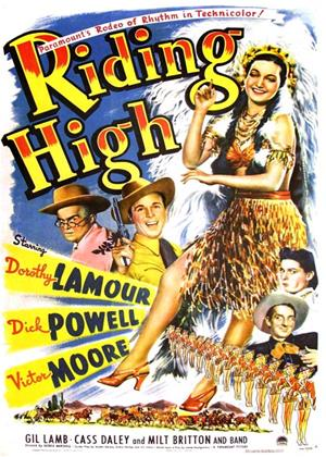 Riding High Online DVD Rental