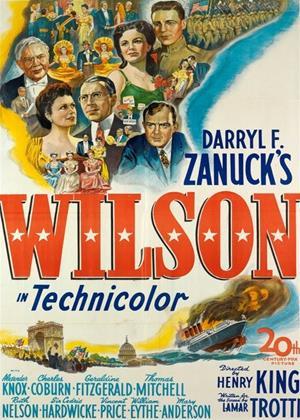 Wilson Online DVD Rental
