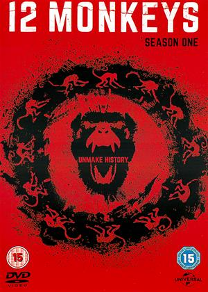 12 Monkeys: Series 1 Online DVD Rental