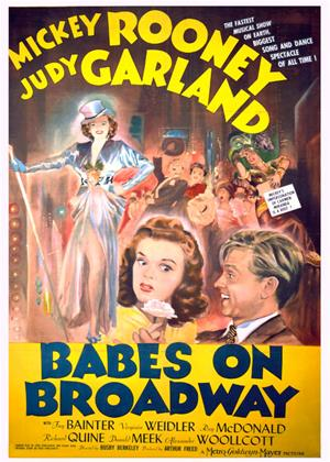 Babes on Broadway Online DVD Rental