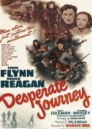 Desperate Journey Online DVD Rental