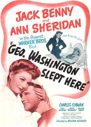 George Washington Slept Here Online DVD Rental