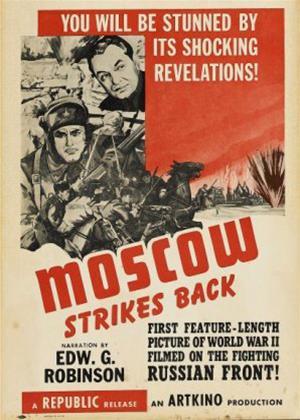 Rent Moscow Strikes Back (aka Razgrom nemetskikh voysk pod Moskvoy) Online DVD Rental