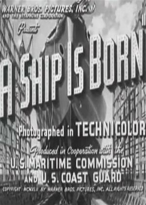A Ship Is Born Online DVD Rental