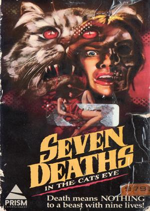 Rent Seven Dead in the Cat's Eye (aka La Morte Negli Occhi del Gatto) Online DVD Rental