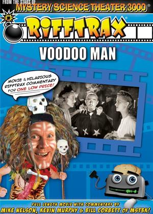 Rent Voodoo Man Online DVD Rental