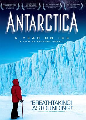 Rent Antarctica: A Year on Ice Online DVD Rental