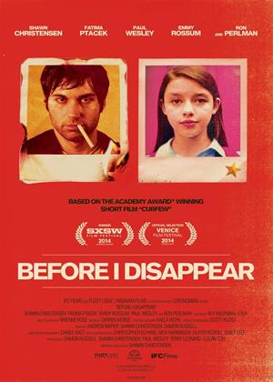 Rent Before I Disappear Online DVD Rental