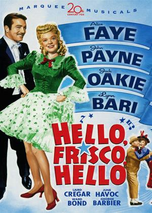 Hello, Frisco, Hello Online DVD Rental