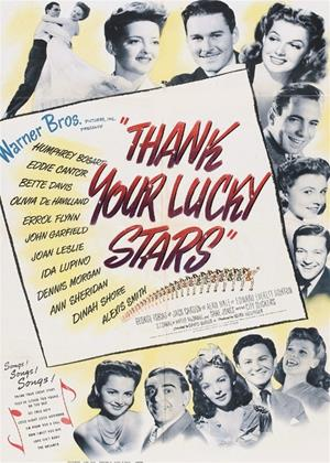 Rent Thank Your Lucky Stars Online DVD Rental
