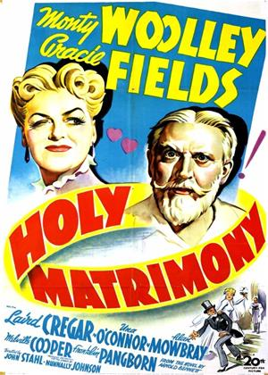 Holy Matrimony Online DVD Rental