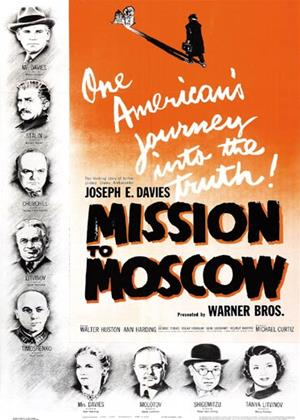 Mission to Moscow Online DVD Rental