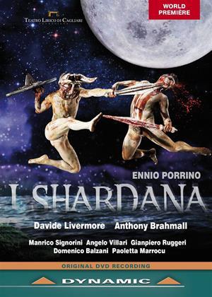 Rent I Shardana: Teatro Lirico Di Cagliari (Bramall) Online DVD Rental