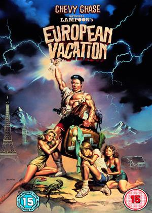 National Lampoon's European Vacation Online DVD Rental